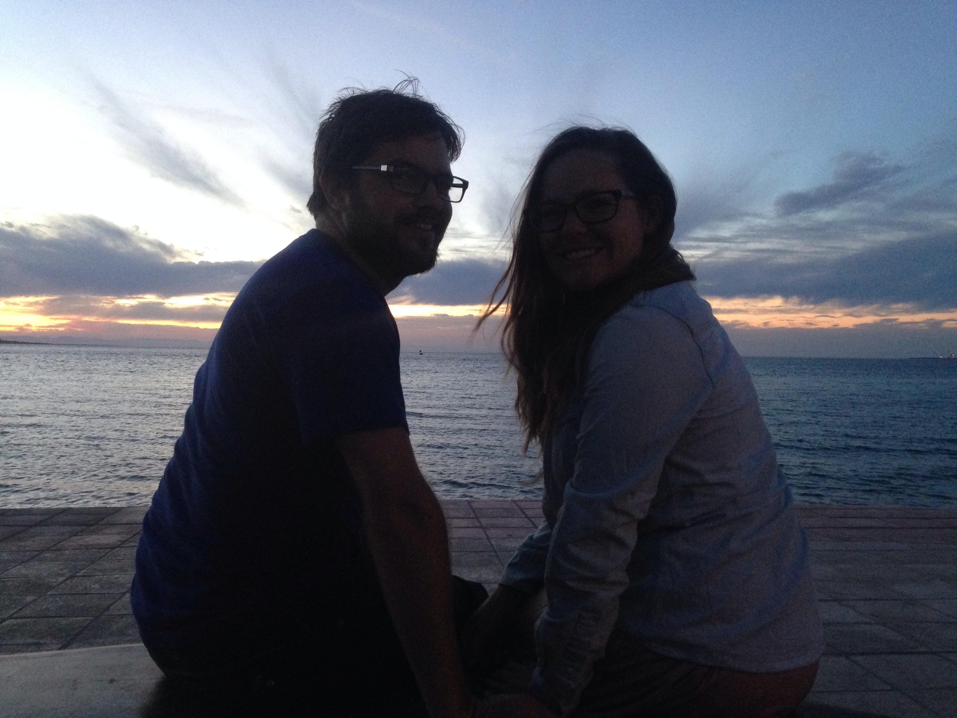 Mazatlan, Mexico  Sun Set