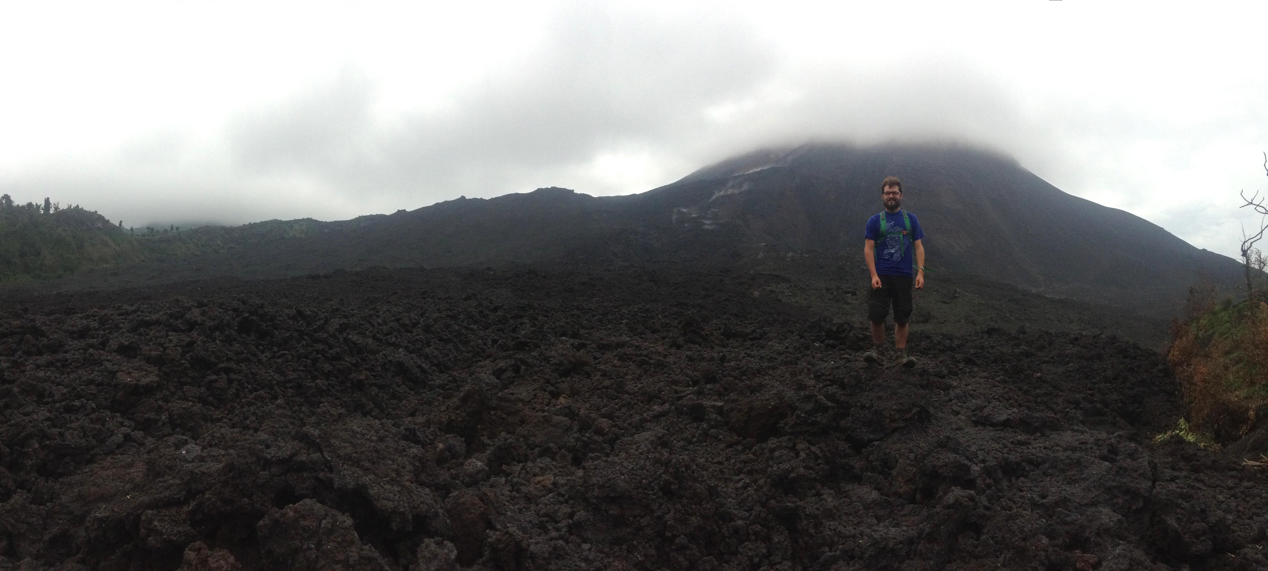 Volcano Time, Pacaya