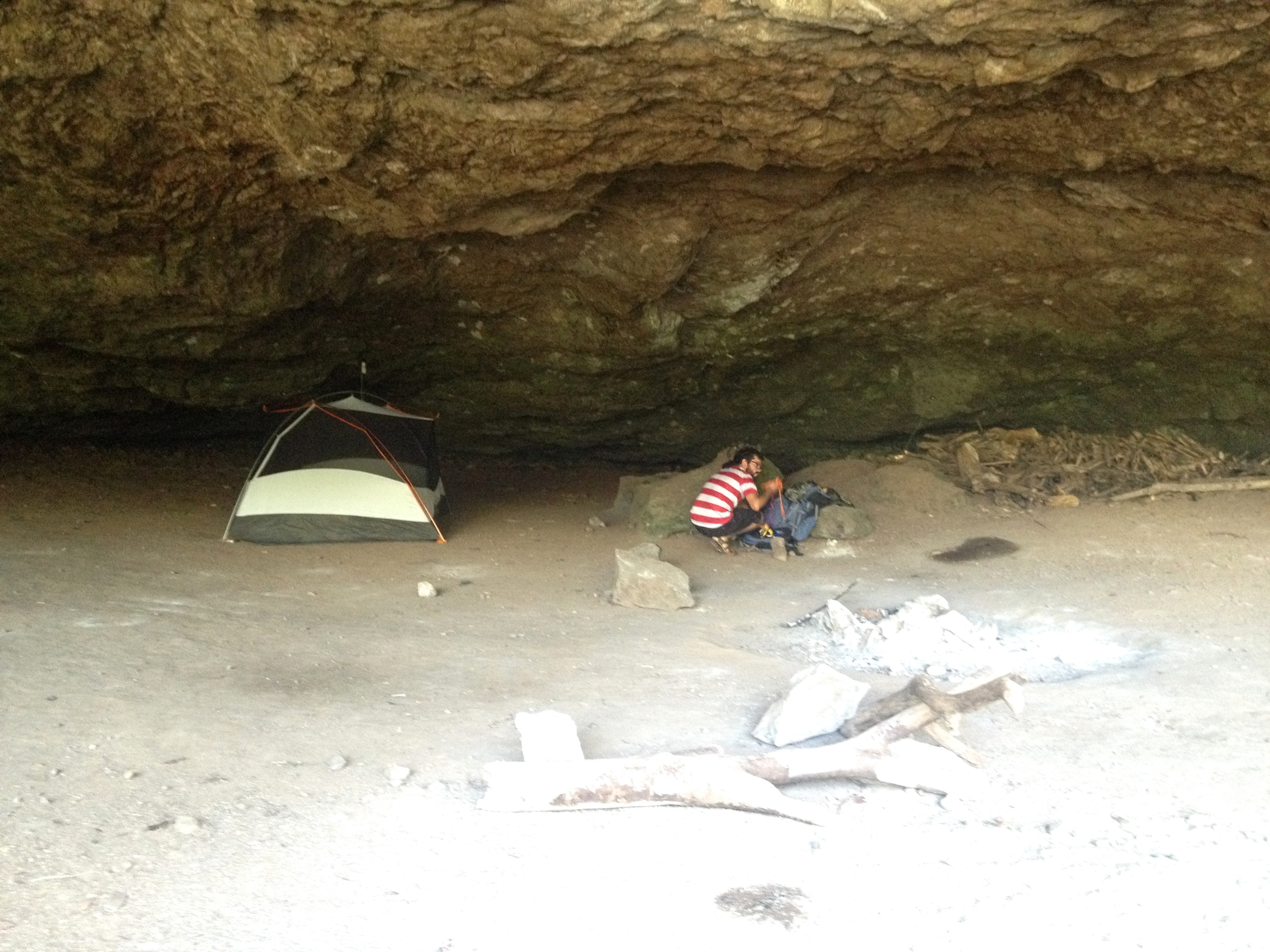 """the cave"""