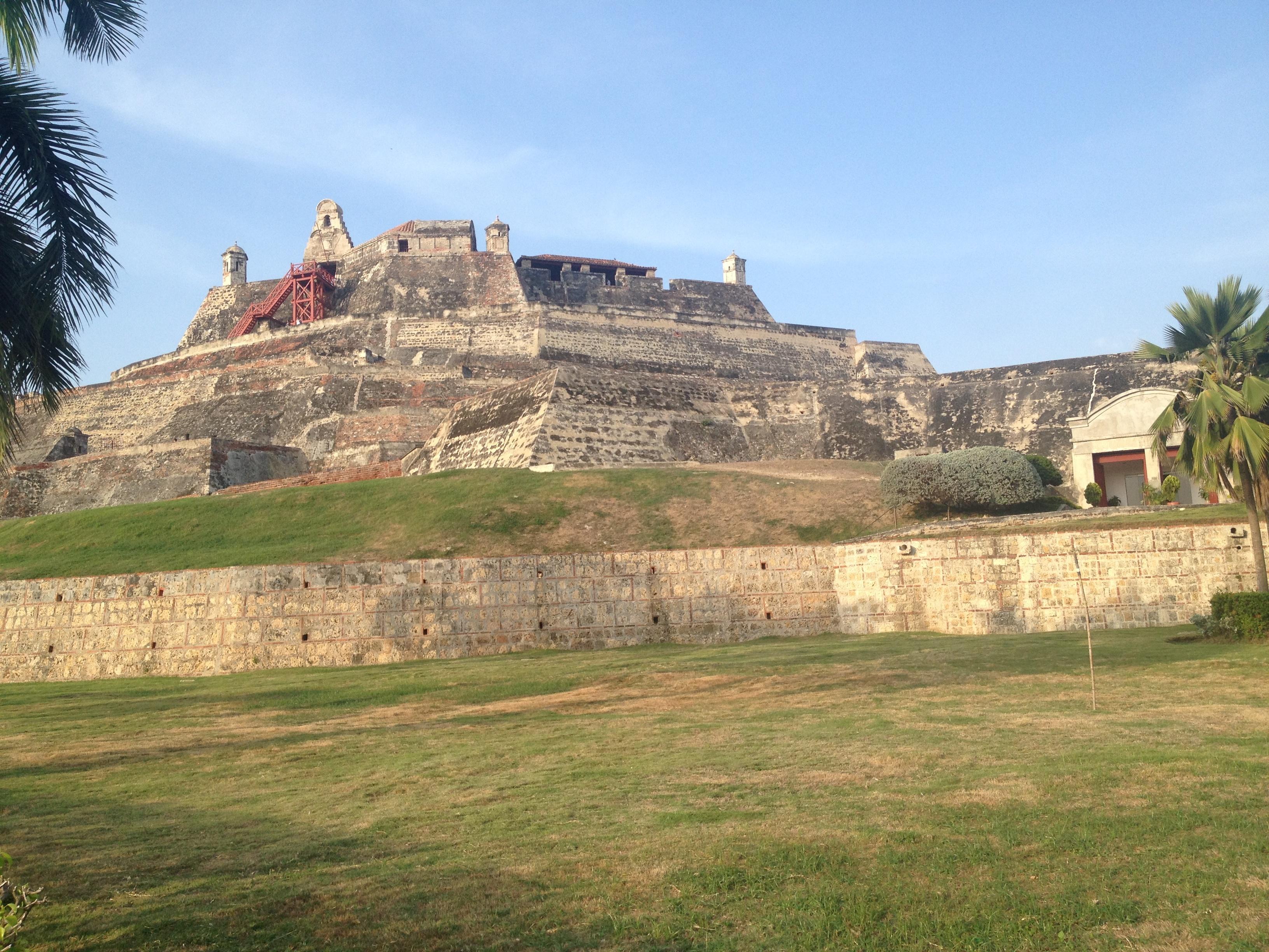 Castillo San felpe de Barajas